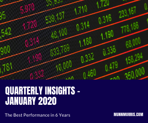 Quarterly Insights – January 2020